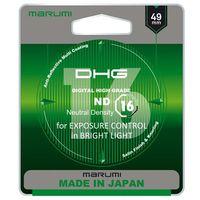 Filtry do obiektywów, Filtr Marumi DHG ND16 49mm (MND(16)49 DHG) Darmowy odbiór w 21 miastach!