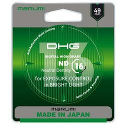 Filtr Marumi DHG ND16 49mm (MND(16)49 DHG) Darmowy odbiór w 21 miastach!