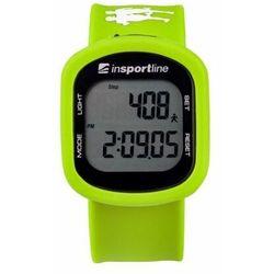 Krokomierz elektroniczny inSPORTline Strippy - Kolor Żółto-zielony