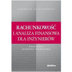 Rachunkowość i analiza finansowa dla inżynierów (opr. miękka)