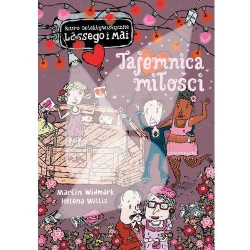 Książki dla dzieci, BIURO DETEKTYWISTYCZNE LASSEGO I MAI. TAJEMNICA MIŁOŚCI (opr. twarda)