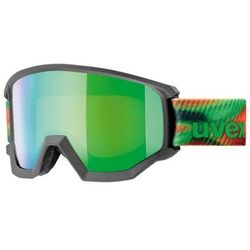 UVEX gogle Athletic FM mirror green lasergold lite (S3)