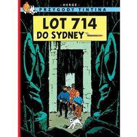 Książki kryminalne, sensacyjne i przygodowe, Lot 714 do Sydney, tom 22 - Wysyłka od 3,99 - porównuj ceny z wysyłką (opr. miękka)