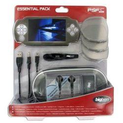 Zestaw akcesoriów BIGBEN Essential Pack do konsoli PSP + Zamów z DOSTAWĄ JUTRO!