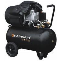 Pozostałe meble do warsztatu, Kompresor olejowy PANSAM A077060 50 litrów