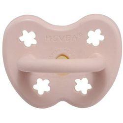 Anatomiczny smoczek kauczukowy, 0-3 msc, Powder Pink, HEVEA