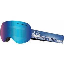 gogle snowboardowe DRAGON - Dr X1 Three Realm Llblueion+Llamber (005) rozmiar: OS