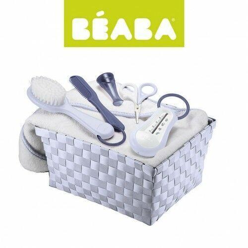 Pozostałe akcesoria dla dzieci, Beaba - Zestaw kąpielowy z akcesoriami mineral
