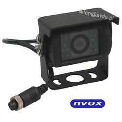 NVOX Samochodowa kamera cofania 4PIN CCD 12V