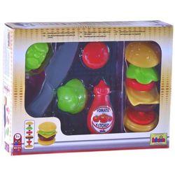 Klein 9111 Zestaw hamburgerowy do krojenia