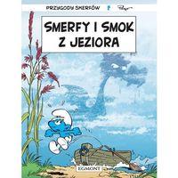 Literatura młodzieżowa, Przygody smerfów t.36 smerfy i smok z jeziora - peyo (opr. broszurowa)