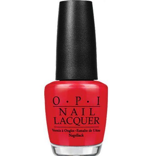 Lakiery do paznokci, OPI Nail Lacquer COCA-COLA RED Lakier do paznokci (NLC13)