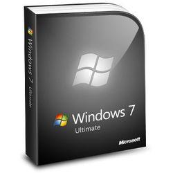 Windows 7 Ultimate, licencja fizyczna 32/64 bit