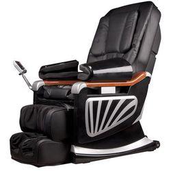 Fotel do masażu inSPORTline Masseria, Czarny