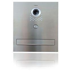 Skrzynka na listy Vidos S551-SKM z wbudowanym wideodomofonem