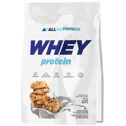Allnutrition WHEY PROTEIN 908G - Biała czekolada Najlepszy produkt tylko u nas!