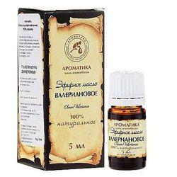 Olejek Walerianowy, 100% Naturalny, Aromatika, 5ml