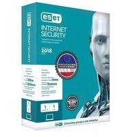 Oprogramowanie antywirusowe, Eset Internet Security PL Box kontynuacja 1stan./12m-cy