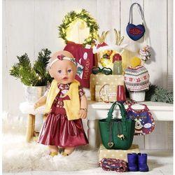 BABY born Świąteczny zestaw ubrań i akcesoriów