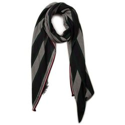 Szal TOMMY HILFIGER - Tailorder Stripes Scarf AM0AM04942 413