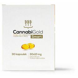CannabiGold Smart – 30 kapsułek