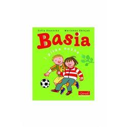 """Książka """"Basia i piłka nożna"""" 3Y37EX Oferta ważna tylko do 2031-05-21"""