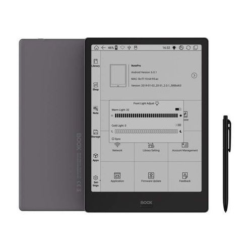 Czytniki e-booków, Onyx Boox Note Pro