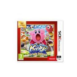 Kirby Triple Deluxe (Selects) 3DS
