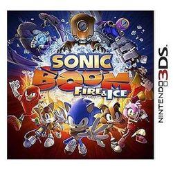 Sonic Boom: Fire & Ice - Nintendo 3DS - Akcja