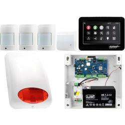 NeoGSM-IP Aero System alarmowy 3x czujka bezprzewodowa Powiadomienie GSM Wifi Zestaw