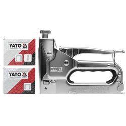 Zszywacz tapicerski 6-14 mm Yato YT-7000 - ZYSKAJ RABAT 30 ZŁ