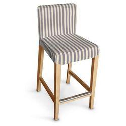 Dekoria Sukienka na krzesło Harry krótka 138-17, krzesło Harry