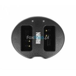 Ładowarka dwukanałowa Newell SDC-USB do akumulatorów BLN-1