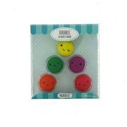 Blue print Gumki do mazania - Uśmiechnięte ciasteczka - ARTYZAN OD 24,99zł DARMOWA DOSTAWA KIOSK RUCHU