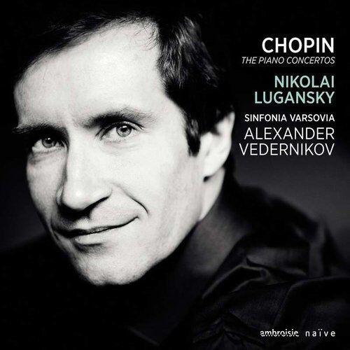 Pozostała muzyka rozrywkowa, CHOPIN THE PIANO CONCERTOS - Nikolai Lugansky (Płyta CD)