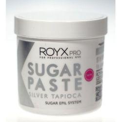 ROYX Pro SUGAR PASTE SILVER TAPIOCA Pasta cukrowa - 300 g.