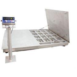 Waga pomostowa 1500 kg YAKUDO YWP 166SS 1500 R4