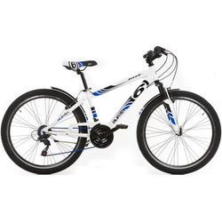 """Dino bikes Dino bikes Rower MTB Aurelia 26"""" Boy White 39/S 15,3"""" - BEZPŁATNY ODBIÓR: WROCŁAW!"""