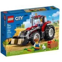 Klocki dla dzieci, Lego CITY Traktor 60287