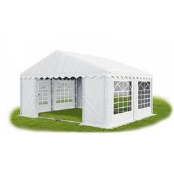 Namiot 4x4x2, Wzmocniony Pawilon ogrodowy wystawowy imprezowy SUMMER PLUS - 16m2