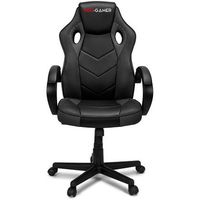 Fotele dla graczy, Fotel gamingowy PAGANI szary PRO-GAMER dla graczy