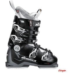 Buty narciarskie Nordica Speedmachine 85 W Black/Anthracite/White 2018/2019