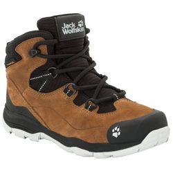 Buty trekkingowe dla dzieci MTN ATTACK 3 LT TEXAPORE MID K desert brown / black - 26