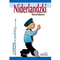 Książki do nauki języka, Język niederlandzki. Kieszonkowy w podróży (opr. miękka)