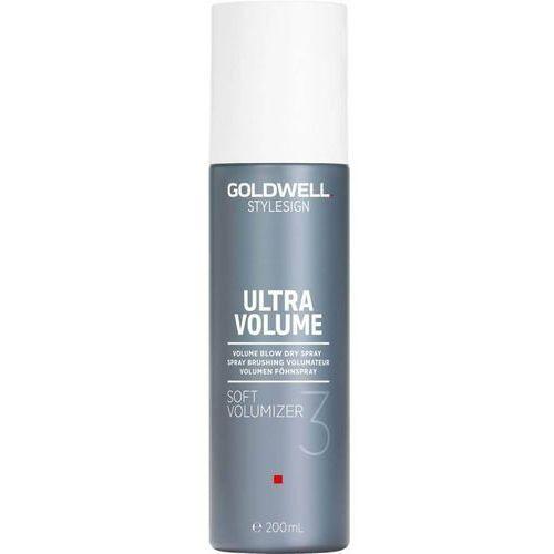 Inne kosmetyki do włosów, Goldwell Volume Soft Volumizer, spray zwiększający objętość włosów 200ml