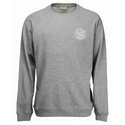 bluza SANTA CRUZ - Backhander Crew Dark Heather (DARK HEATHER) rozmiar: XL