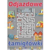 Literatura młodzieżowa, Odjazdowe łamigłówki - książka (opr. broszurowa)