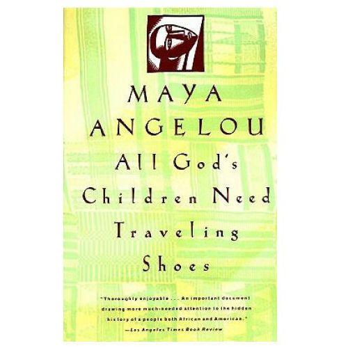 Książki do nauki języka, All God`s Children Need Traveling Shoes