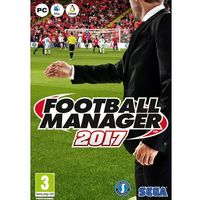 Gry PC, Football Manager 2017 (PC)