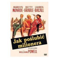 Jak poślubić milionera (DVD) - Jean Negulesco DARMOWA DOSTAWA KIOSK RUCHU